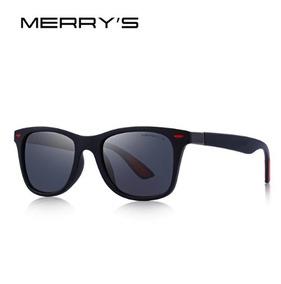 fcece4eca Óculos De Sol Masculino Polarizado Uv400 Merry´s Importado