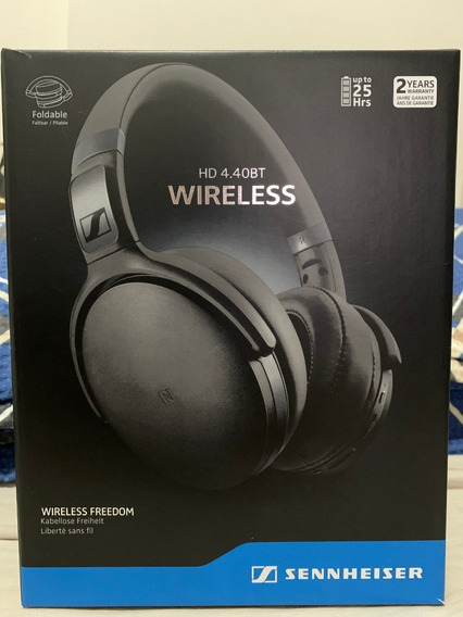 Headphone Fone Bluetooth Sennheiser Hd 4.40bt 4.40