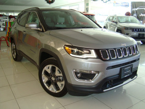 Jeep Compass Limited Premium Lujo Y Capacidad, Es Para Ti