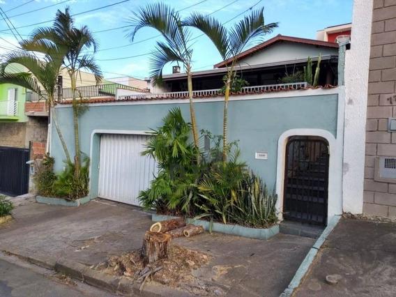 Casa Com 3 Dormitórios À Venda, 120 M² Por R$ 415.000,00 - Parque Jambeiro - Campinas/sp - Ca13392