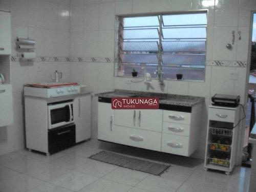 Sobrado Com 3 Dormitórios À Venda, 108 M² Por R$ 723.000,00 - Água Fria - São Paulo/sp - So0700
