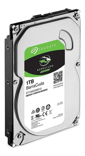 Disco Rigido Seagate 1tb 7200rpm Sata3 Pc 64mb Mexx