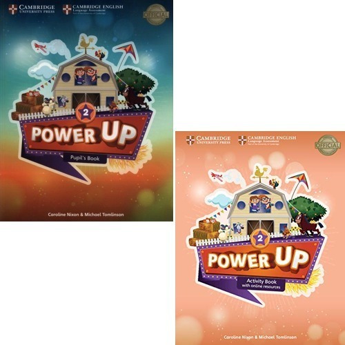 Power Up 2 - Pupil´s And Activity Book With Online Cambridge