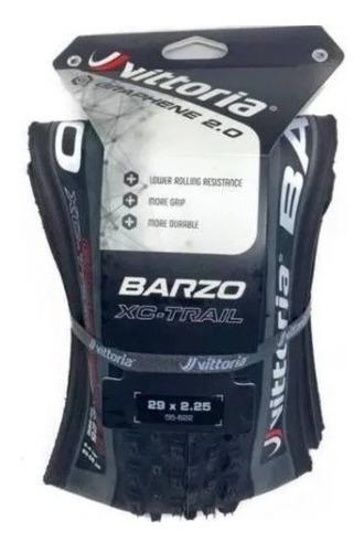 Pneu Vittoria Barzo Xc Trail 29x2.25 Tnt Grafeno 2.0 Aro 29