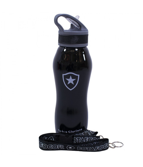 Garrafa De Inox 650ml - Botafogo