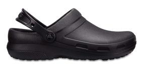 Zapato Doctores, Chefs, Dentistas, Crocs Specialist Ii Negro