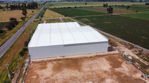 Imagen 1 de 8 de Nave Industrial Cerca Del Aeropuerto De Querétaro