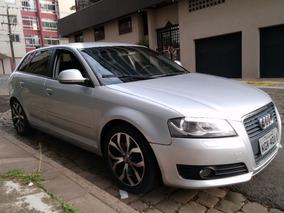 Audi A3 1.6 Sportback - Rodas 17 Audi Rs6 - Central Multi