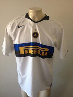 Camisa Inter Milão Nike #10 Adriano - Nova Etiqueta Raridade