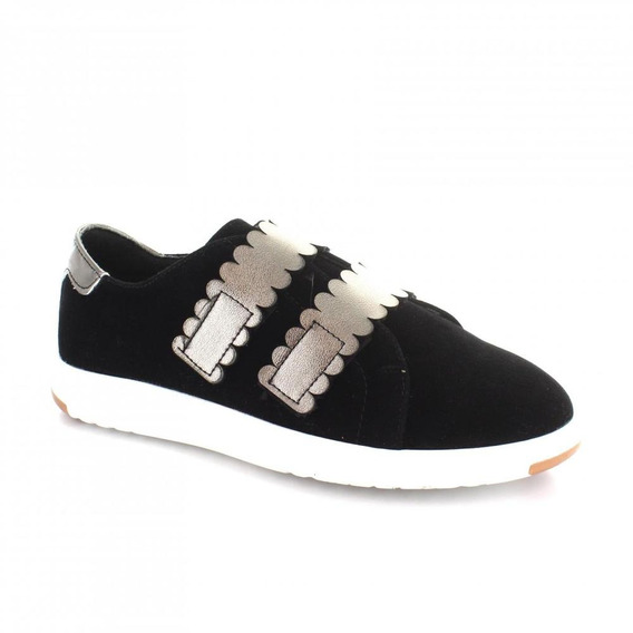 Tenis Para Mujer Redberry 2104-049809 Color Negro
