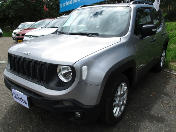 Jeep Renegade Sport Plus 1.8 Aut 5p Fyl765