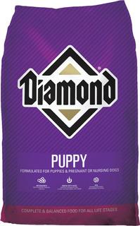 Diamond Puppy 18kg Croquetas Premium Cachorro Envio Gratis