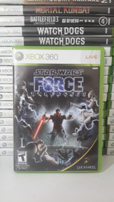 Star Wars The Force Unleashed - Xbox 360 Frete 12