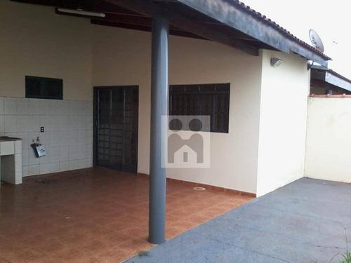 Imagem 1 de 11 de Casa Com 3 Dormitórios À Venda, 120 M² Por R$ 210.000,00 - Avelino Alves Palma - Ribeirão Preto/sp - Ca0484