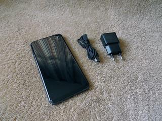 Lg V30 Thinq Plus 64gb - Desbloqueado - Tela Trincada