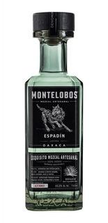 Mezcal Montelobos Espadin 750ml Artesanal Joven Agave Mexico