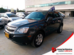 Chevrolet Captiva Sport Automatica 4x2 Gasolina
