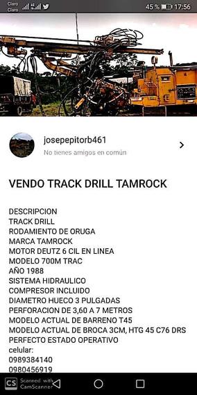 Vendo Track Drill Tamrock