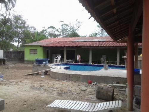 Imagem 1 de 14 de Chácara Com Piscina E Quiosque Em Itanhaém Sp - 3375 | Npc