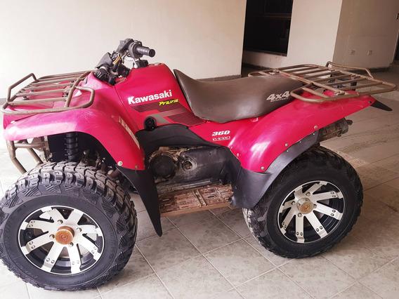 Kawasaki Prairie Mexican