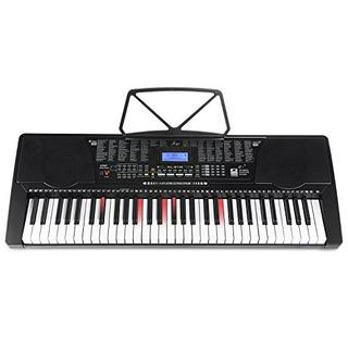 Joy Kl91m 61key Lighting Simulation Teclas De Piano Teclado