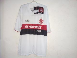 Camisa Do Flamengo Na Etiqueta Tamanho 3g