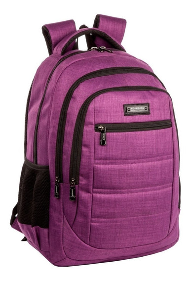 Mochila Portanotebook Quaglia Reforzada Premium Qs308