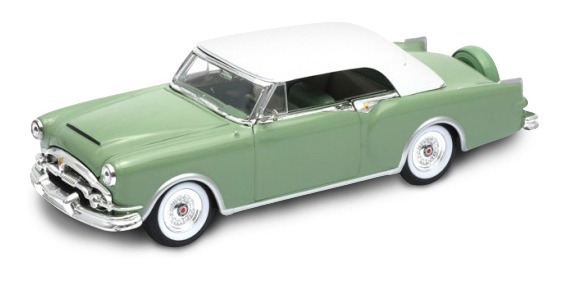 Packard Caribbean Convertible 1953 (1:24) Original Welly