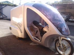 Protótipo Triciclo Carga Sundown Max 150cc