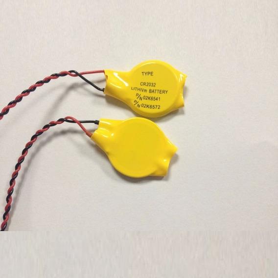 Bateria Cmos Notebook Netbook Placa Mãe 3v Com 02 Pinos