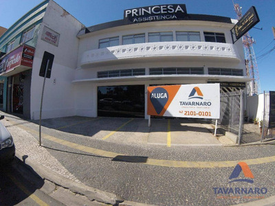 Loja Comercial Para Locação, Centro, Ponta Grossa. - Lo0088