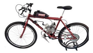 Bicicleta Motorizada Aro Aero E Raios Grossos 160 Kg Carga