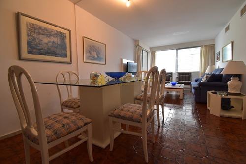 Apartamento Tres Dormitorios En Venta Puerto Punta Del Este - Ref: 2670