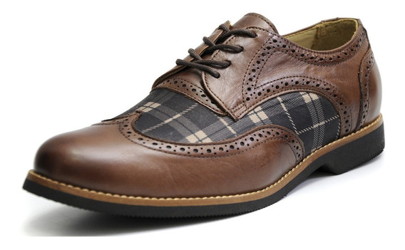 Sapato Social Oxford Masculino Shoes Grand - Chess 68142