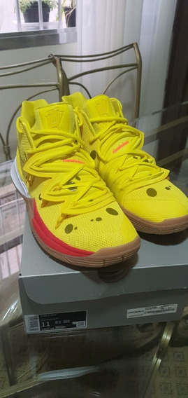 Nike Kyrie 5 Bob Esponja Original
