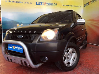 Ford Ecosport Ecosport 1.6 Xls 8v Flex 4p Manual