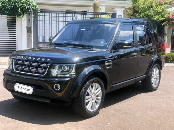 Discovery 4 Se 3.0 4x4 Turbo V6 Diesel 7 Lugares