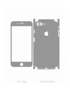Adesivo Skin Personalizada Iphone 7, 7plus
