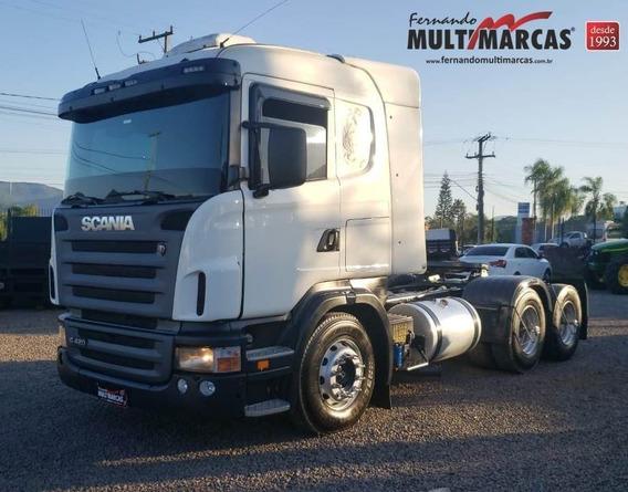 Scania G420 - Truck 6x2