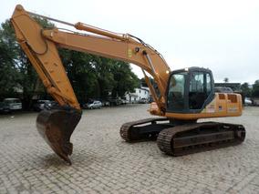 Escavadeira Hidráulica Case Cx 220 B Ano 2014 C/ 4.040 H.