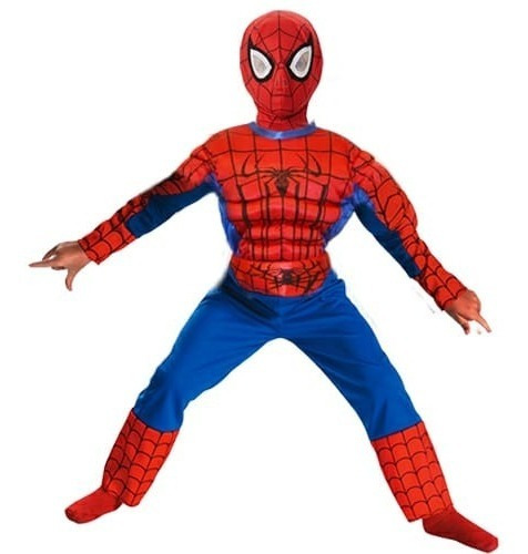 Disfraz Spiderman Infantil, Cosplay