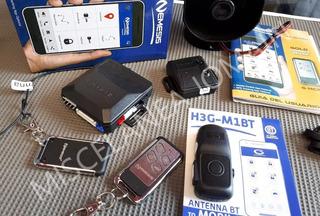 Alarma Nemesis Connect Series Bluetooth App Compatible Gps