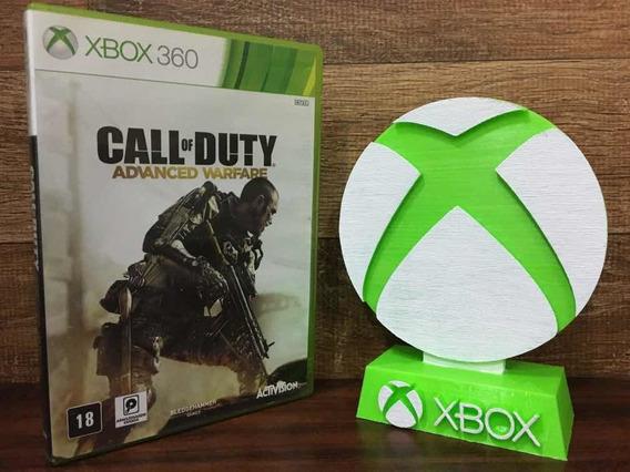 Call Of Duty Advanced Warfare Xbox 360 Mídia Física Original