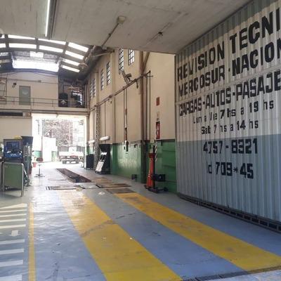 Revision Tecnica Vehicular Nacional Y Mercosur
