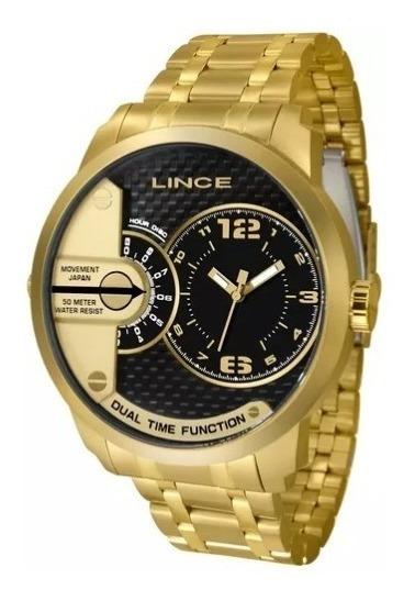 Relógio Lince Masculino Mrgh049s P2kx