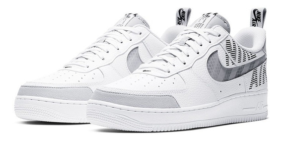 Zapatillas Nike Air Force 1 07 Lv8 White - Hombre