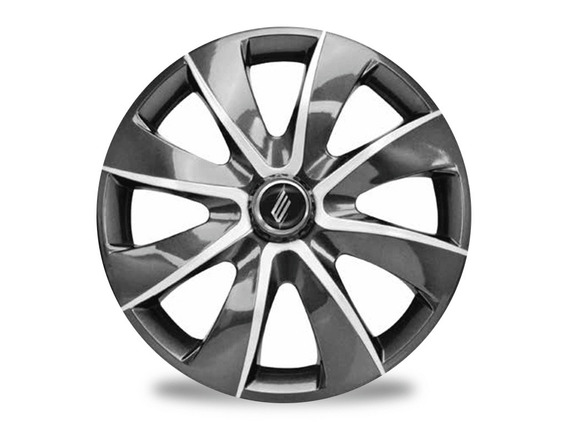 Calota Esportiva Aro 13 206 207 Gol G4 G5 Corsa Classic Fox