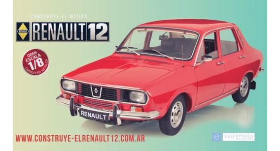 Construye Arma El Mitico Renault 12 Planeta Varias Entregas