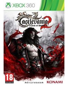 Castlevania: Lords Of Shadow 2 Mídia Digital Xbox 360