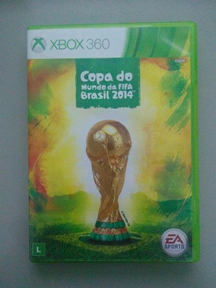 Fifa World Cup Brazil 2014 Xbox 360 Em Português - Original
